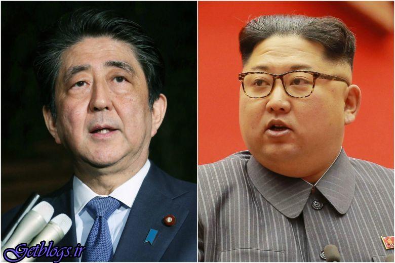 کیم جونگ اون جهت مذاکره با نخست وزیر ژاپن اعلام آمادگی کرد