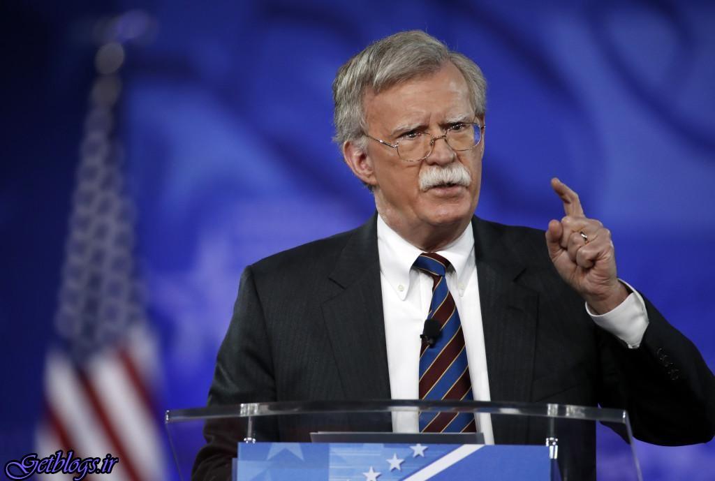 اگر کشور عزیزمان ایران در تعامل جدی باشد جهت توافق هستهای تازه با ما مذاکره خواهد کرد / جان بولتون