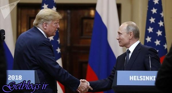 پیشنهاد پوتین به ترامپ راجع به ممنوعیت حمل سلاح در آمریکا در نشست هلسینکی