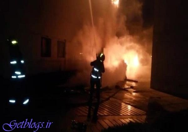 خانه دختران فراری در مشهد را چه کسی به آتش کشید؟