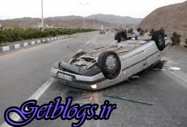 8 کشته و مصدوم نتیجه تصادف شدید رانندگی در محور «سلماس - خوی»