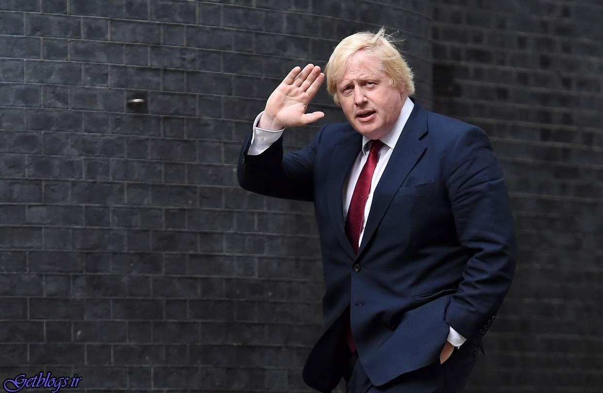 «بوریس جانسون» وزیر خارجه انگلیس استعفا داد
