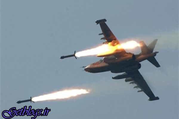 جنگندههای عراقی مواضع داعش در سوریه را نشانه قرار دادند