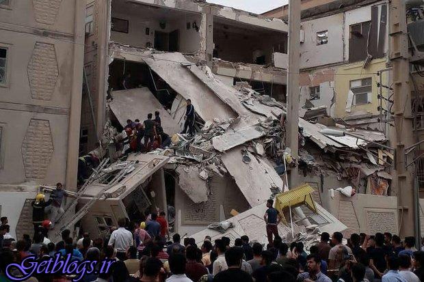 انفجار در یک منزل ۳ طبقه در اهواز