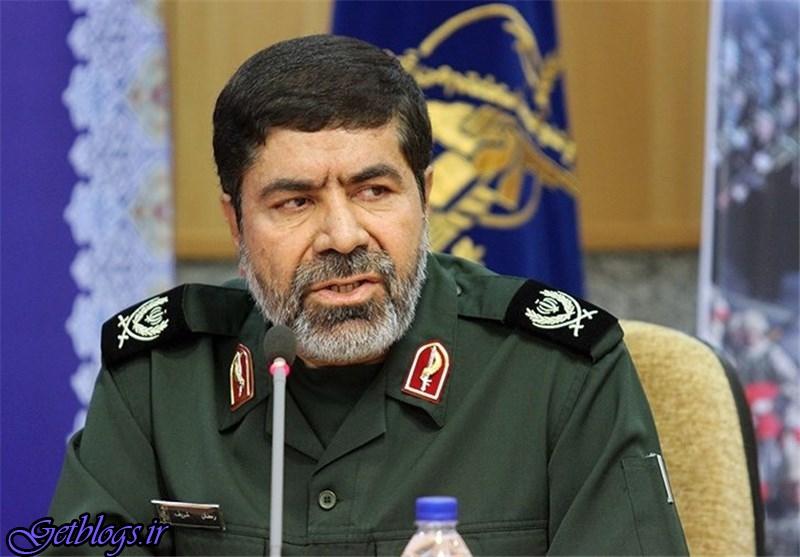 اسرائیل ضرب شصت محکمی در جولان دریافت کرد / سردار شریف