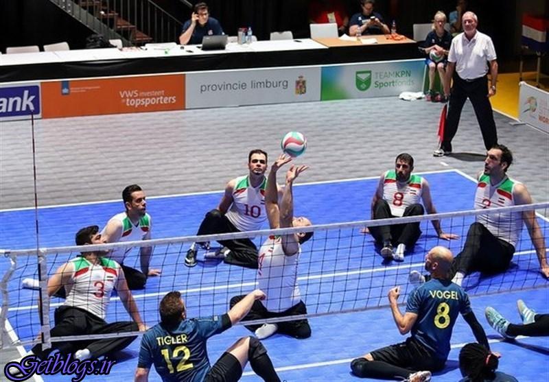 تیم والیبال نشسته کشور عزیزمان ایران سهمیه پارالمپیک ۲۰۲۰ را کسب کرد