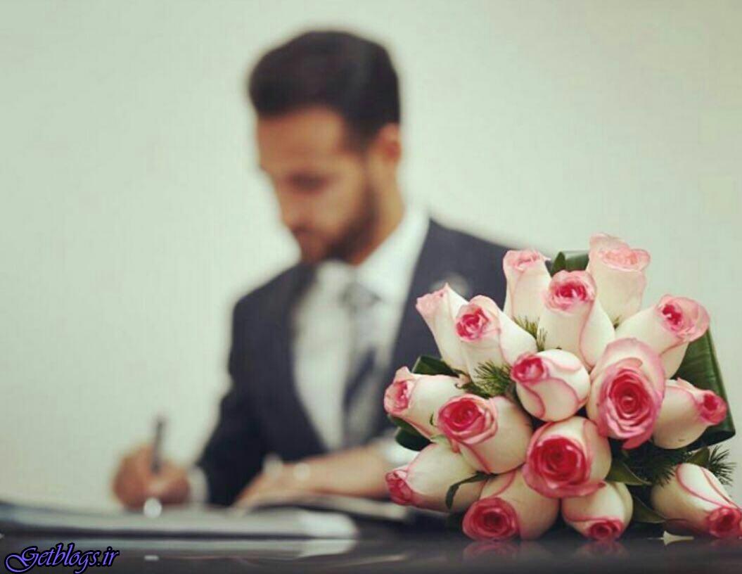 ستاره پرسپولیس ازدواج کرد (عکس)