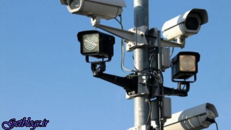 دوربین های ثبت تخلف در بزرگراه کرج -چالوس فعال شد