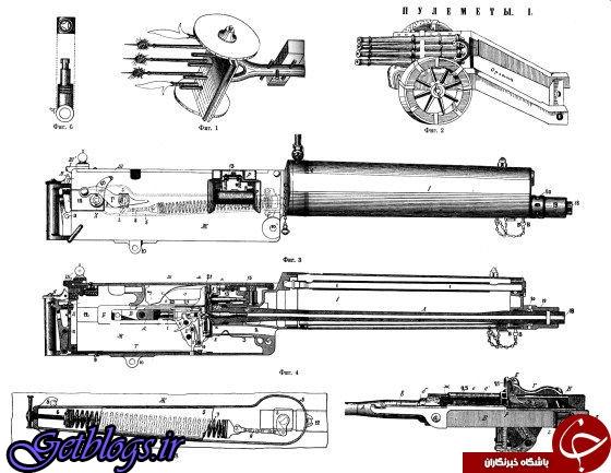 تصاویر) + یکی از مرگبارترین اختراعات بشر که تاریخ را دگرگون کرد (