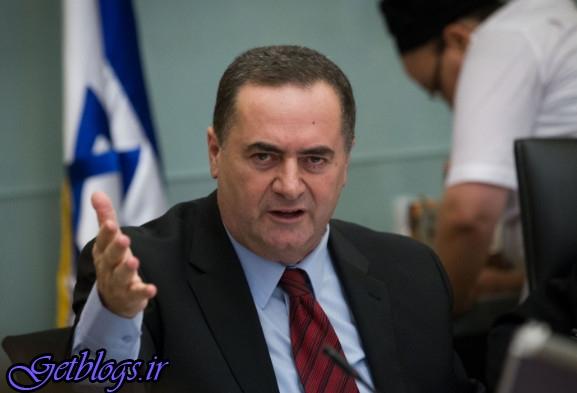 فشار را بر کشور عزیزمان ایران زیاد کنید مثل کره شمالی تسلیم میشود / وزیر اطلاعات اسرائیل