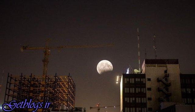 مشاهده طولانیترین ماهگرفتگی قرن 21 در آسمان شامگاهی 5 مرداد