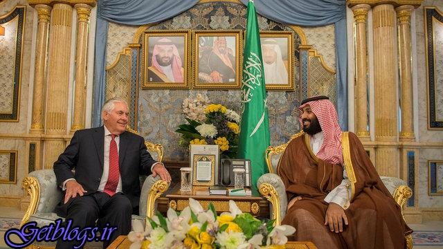 ممانعت تیلرسون از حمله عربستان و امارات به قطر باعث برکناریاش شد